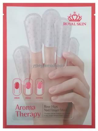 Маска для ногтей Royal Skin Для блеска и роста ногтей 5 шт 3.5 гр
