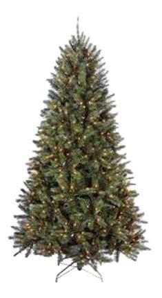 Ель искусственная Triumph tree 73179 (1037299) Женева 215 см зеленая