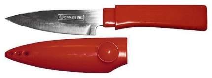 Туристический нож Matrix Рыбка красный/серебристый