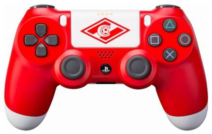 Геймпад Sony PlayStation Dualshock 4 Спартак Красно-белый