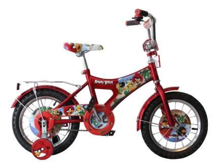 Велосипед Navigator Энгри бердз 12 красный ВН12066