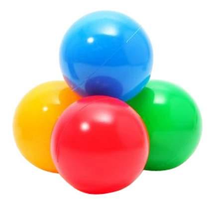 Набор цветных шаров для игрового центра 100 шт Класата 1406
