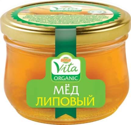 Мед липовый Глобус Вита оrganic 270 г