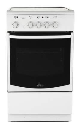 Электрическая плита DeLuxe 506004.02 ЭС White