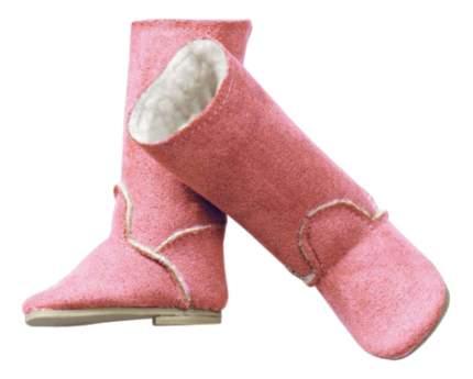 Обувь для кукол сапоги розовые Gotz 3401364