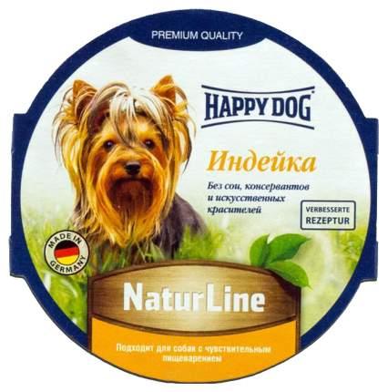 Консервы для собак Happy Dog NaturLine, индейка, 11шт, 85г