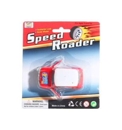 Машинка игрушечная Gratwest city rescue А55663