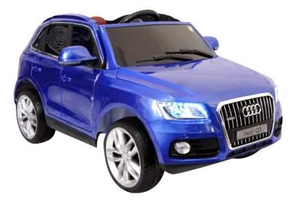 Электромобиль Audi Q5 синий глянец RIVERTOYS
