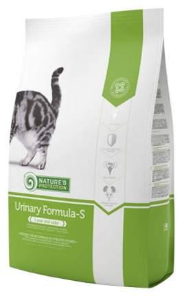 Сухой корм для кошек Nature's Protection URINARY, профилактика МКБ, домашняя птица, 2кг