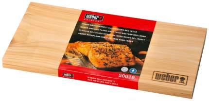 Кедровые доски Weber 50019 для копчения рыбы 2 шт.