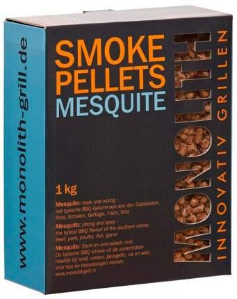Щепа для копчения мескитовая Monolith 201105 Mesquite Wood Chips 1 кг