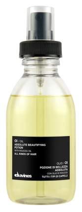 Масло для волос Davines Absolute Beautifying Potion 135 мл