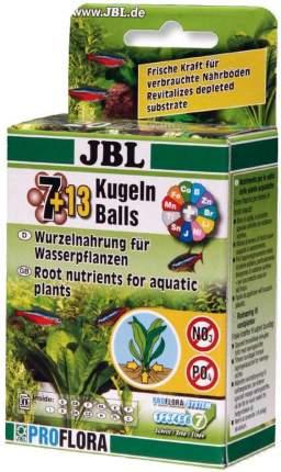 Удобрение для аквариумных растений JBL Die 7 + 13 Kugeln 20 шариков 300 мл