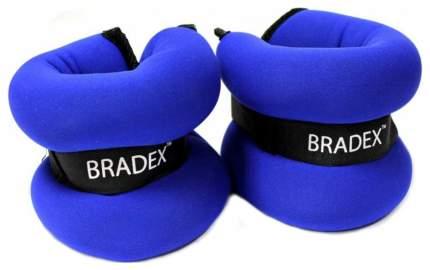 Утяжелители Bradex Геракл Экстра 2 x 1,5 кг