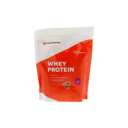 Протеин PureProtein Whey Protein 2170 г шоколадный пломбир
