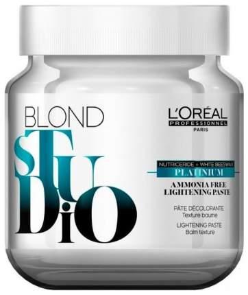 Осветлитель для волос L'Oreal Professionnel Blond Studio Platinium 500 г