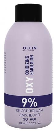 Проявитель Ollin Professional Oxy Oxidizing Emulsion 9% 90 мл