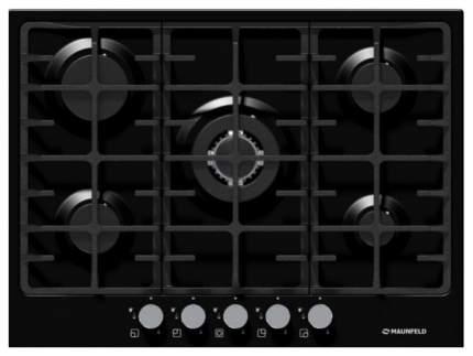 Встраиваемая варочная панель газовая MAUNFELD MGHE.75.78B Black