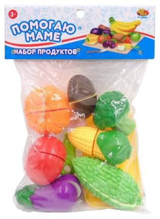 Набор овощей игрушечный ABtoys Помогаю Маме 16 Предметов