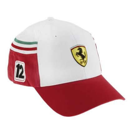 Бейсболка Ferrari Team 270033125R Red White