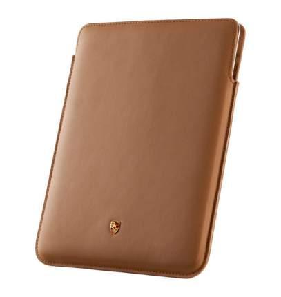 Кожаный чехол для iPad 23 Porsche Case for iPad 2 and 3 WAP0300120E Cognac