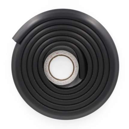 Защитная лента на углы Happy Mom 2 м Г-12 мм черный