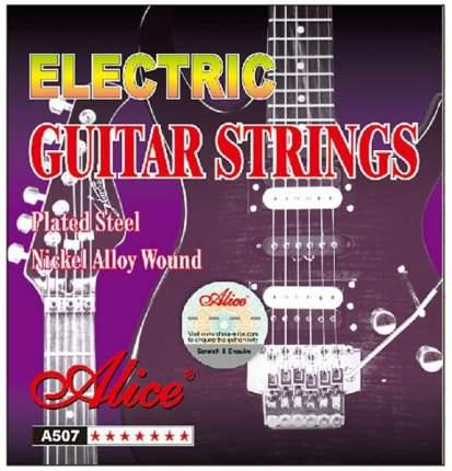 Струны для электрогитары ALICE AE507 L