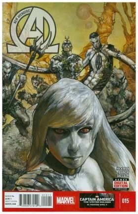 Комикс New Avengers Vol 3 #15