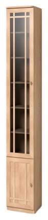 Шкаф книжный Глазов мебель Sherlock 311 GLZ_T0018359 35х34,3х239,5, дуб сонома