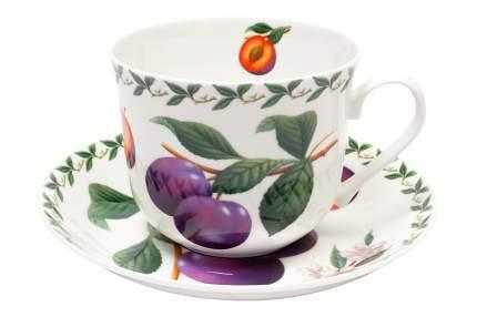 Чашка с блюдцем Слива 480 мл Maxwell & Williams 54387