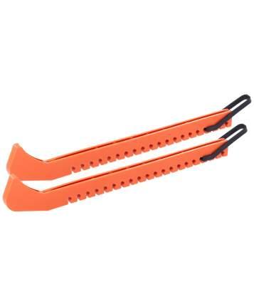 Чехол для лезвия коньков Ice Blade оранжевый, пара