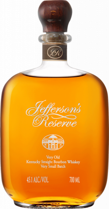 Jefferson`s Reserve Kentucky Straight Bourbon