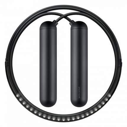 Скакалка электронная Tangram Smart Rope 258 см black