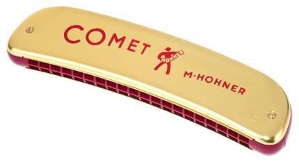Губная гармоника октавная HOHNER Comet 2504/40 C