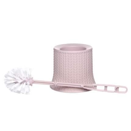 Комплект для туалета Вязание (чайная роза)