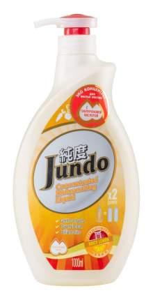 Гель для мытья посуды и детских принадлежностей Jundo Сочный Лимон 1 л