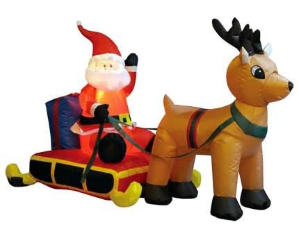 Надувная новогодняя игрушка Торг Хаус DF137-SRL/2.1