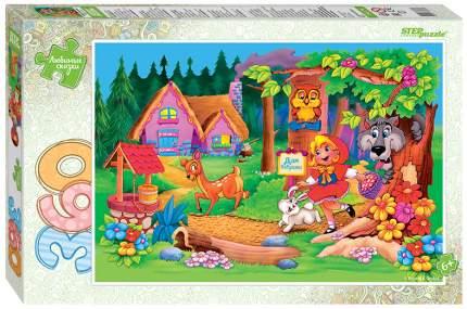Пазлы Step Puzzle Любимые сказки Красная Шапочка, 360 элементов
