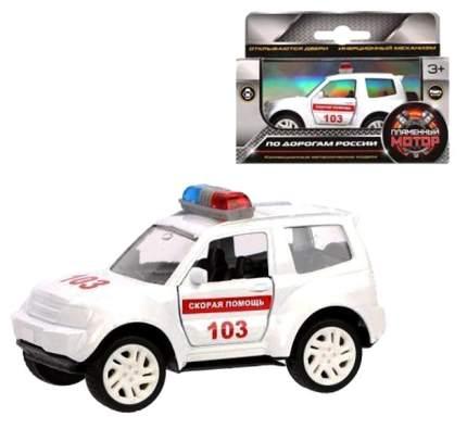 Машина спецслужбы Пламенный мотор Скорая помощь 870359