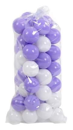 Мячики для сухого бассейна, 7.5 см, 50 шт. Польская пластмасса