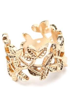 Кольцо женское Diva 10700174 золотистое