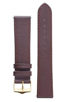 Ремешок для часов из кожи Signature 111591 коричневый