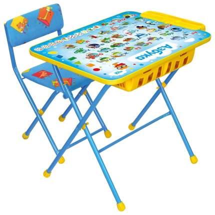 НИКА Наборы мебели АЗБУКА стол+мягкий стул