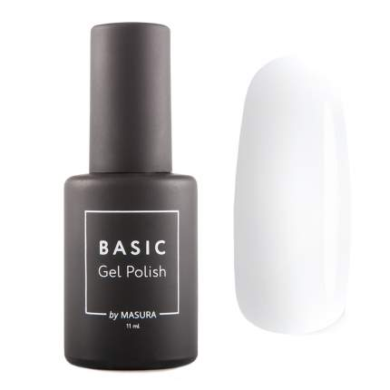Белая база BASIC by MASURA для гель-лаков, 11мл