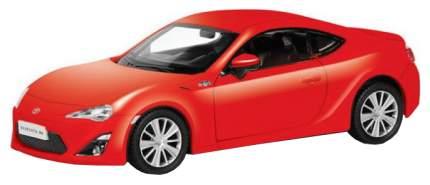 Машина металлическая RMZ City 1:32 TOYOTA 86, Цвет Красный
