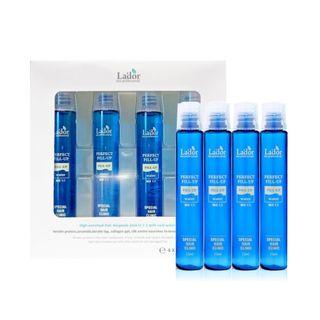 Филлер для восстановления волос  PERFECT HAIR FILL-UP 13ML x 4EA  13мл*4