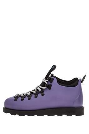 Ботинки женские Native 31106800 фиолетовые 5 US
