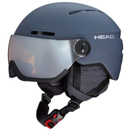 Горнолыжный шлем Head Knight Pro 2020 anthracite, XL/XXL
