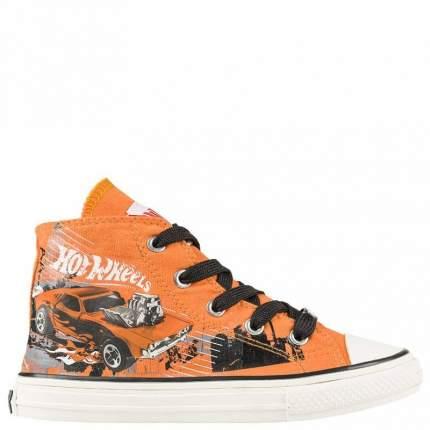 Кеды Kakadu, оранжевые, 34 р-р