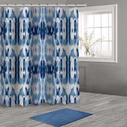 Шторы для ванной Arya Raylene Цвет: Синий